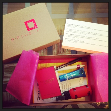 May Birchbox