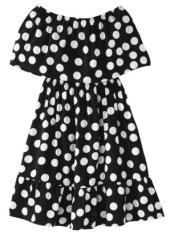 Target Strapless Lantern Dress ($24.99)