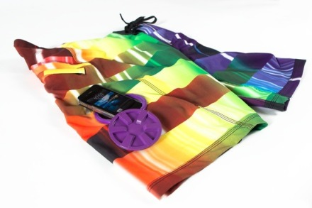 Colorful Stash Shorts ($79)