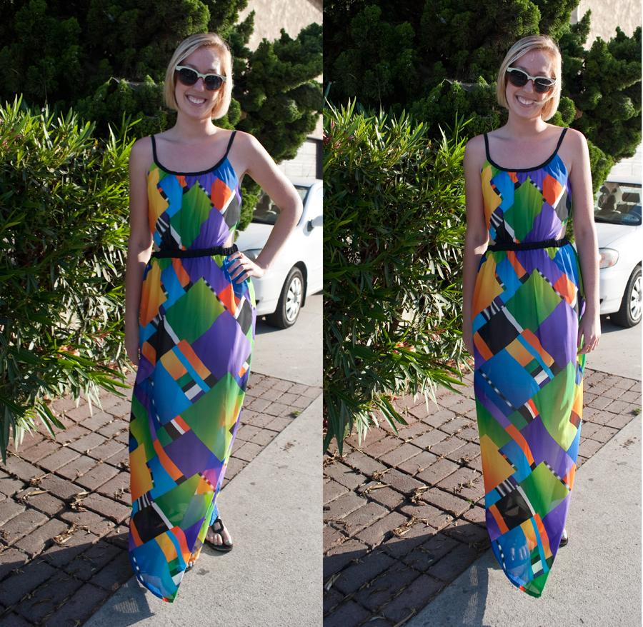 Kylie Hodges in Hermosa Beach
