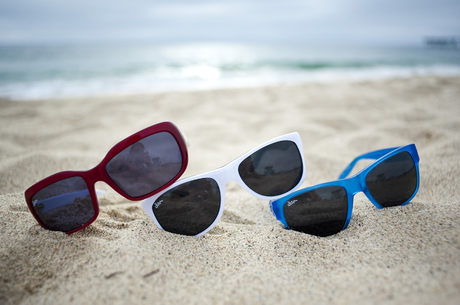 Dizm sunglasses, based out of Hermosa Beach, California