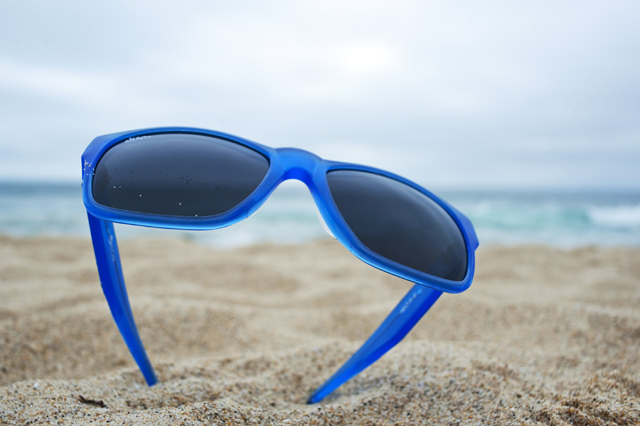 Biodegradable Cobalt Dizm polarized sunglasses ($109.95) GIVEAWAY