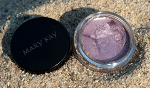 Mary Kay Cream Eye Color in Violet Storm ($22)