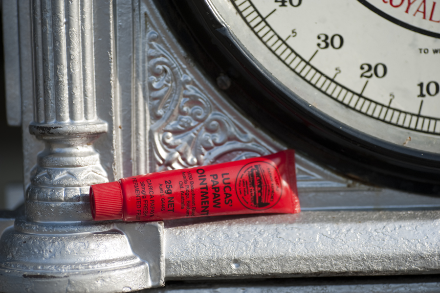 Lucas' Papaw Ointment ($12.95)