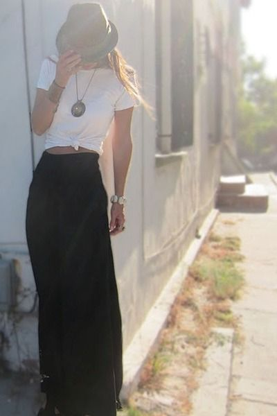 Let in the breeze with some wide-leg pants