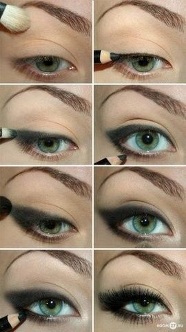 I use this smoky eye guide every time I go out!