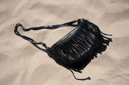 Hammitt Abbott Kinney fringe bag