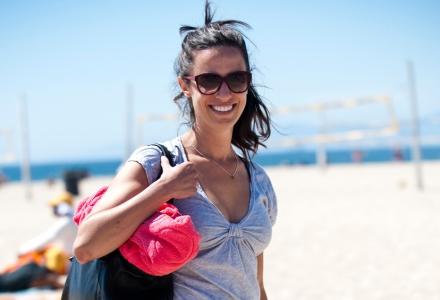 Hermosa Beach beach babe