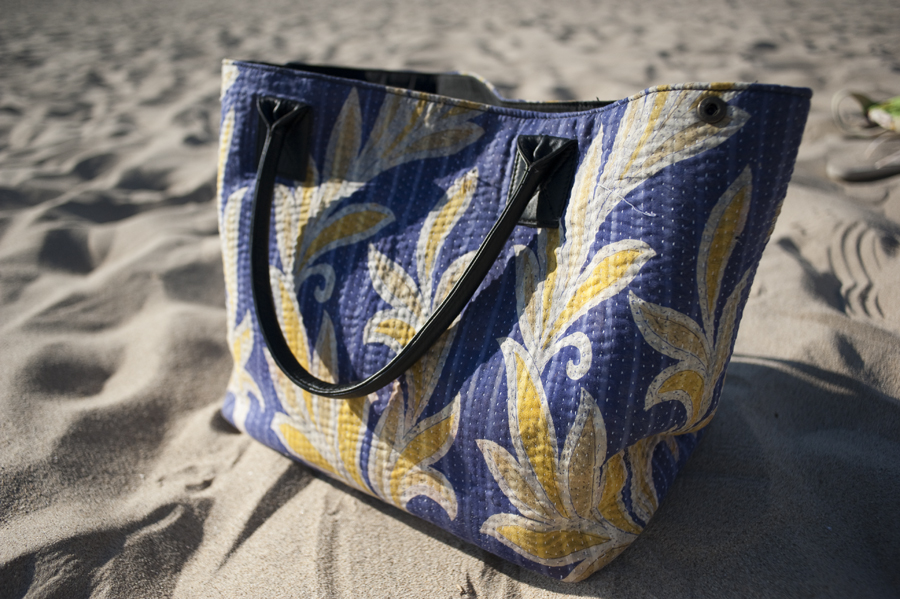 Beach bag from Fab.com