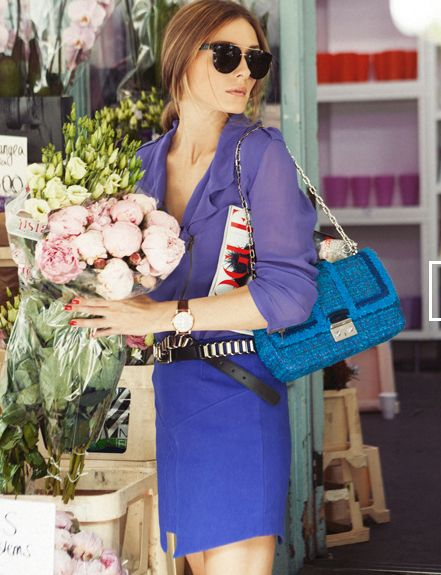 Oh hai, you just caught me buying a perfect bouquet of roses!