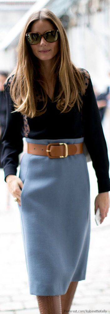 NEVER a combo I would have thought of- I'm totally going to try to replicate this ensemble