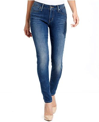 Stretchy skinny jeans ($39)