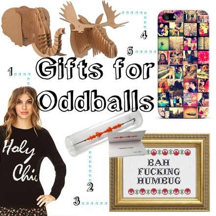 Oddball-christams-gift