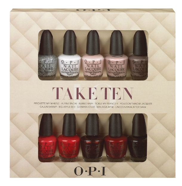 For the nail obsessed friend... ($25)