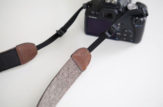 For the camera nerd... Loco Camera Strap ($29)