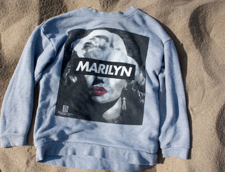 Forever 21 Marilyn Sweatshirt