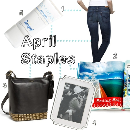 Strand Style April Favorites
