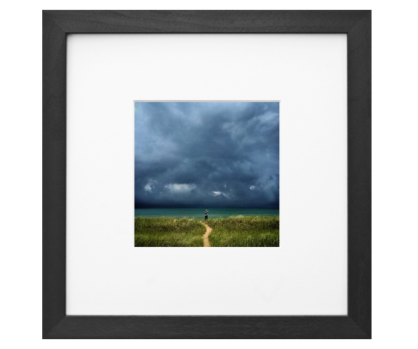 Instantly Framed 6x6 Image with Frame ($65)