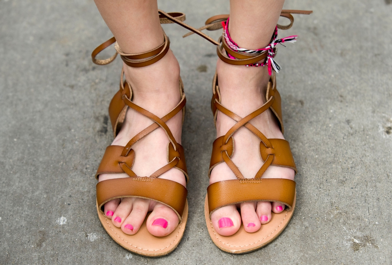 Old Navy Sandals.