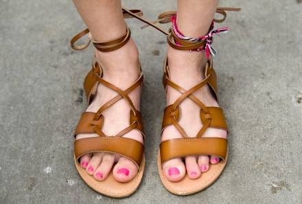 Old Navy Sandals.